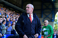 Nottingham Forest Manager Mark Warburton during the Sky Bet Championship match between Sheffield Wednesday and Nottingham Forest at Hillsborough, Sheffield, England on 9 September 2017. Photo by Leila Coker / PRiME Media Images.