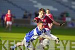 Gearoid O'Sullivan Dromid Pearses v  Derrytresk in the AIB All Ireland Junior Club Championship Semi Final at Portlaoise on Sunday
