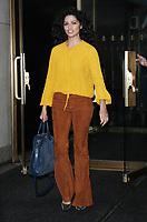 APR 05 Camila Alves seen In New York City