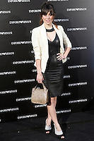 Blanca Suarez attends the Emporio Armani Boutique opening at Serrano street in Madrid, Spain. April 08, 2013. (ALTERPHOTOS/Caro Marin) /NortePhoto