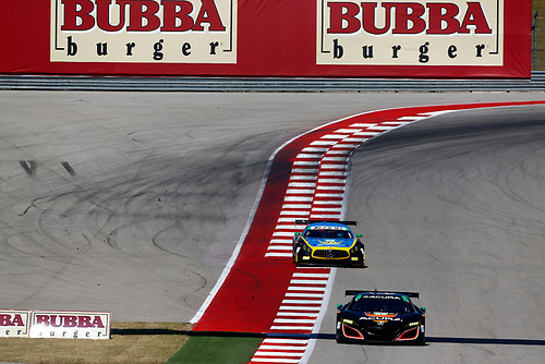 IMSA WeatherTech SportsCar Championship<br /> Advance Auto Parts SportsCar Showdown<br /> Circuit of The Americas, Austin, TX USA<br /> Saturday 6 May 2017<br /> 86, Acura, Acura NSX, GTD, Oswaldo Negri Jr., Jeff Segal<br /> World Copyright: Phillip Abbott<br /> LAT Images<br /> ref: Digital Image abbott_COTA_0517_19625
