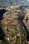Plantações no altiplano, Cusco. Peru. 2005. Foto de Luciana Whitaker.