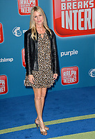 "LOS ANGELES, CA. November 05, 2018: Kate Higgins  at the world premiere of ""Ralph Breaks The Internet"" at the El Capitan Theatre.<br /> Picture: Paul Smith/Featureflash"