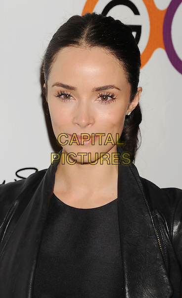 Abigail Spencer.The Opening of Kimberly Snyder's Glow Bio in West Hollywood in West Hollywood, California,.November 14th, 2012.portrait headshot black leather jacket .CAP/ROT/TM.©Tony Michaels/Roth Stock/Capital Pictures