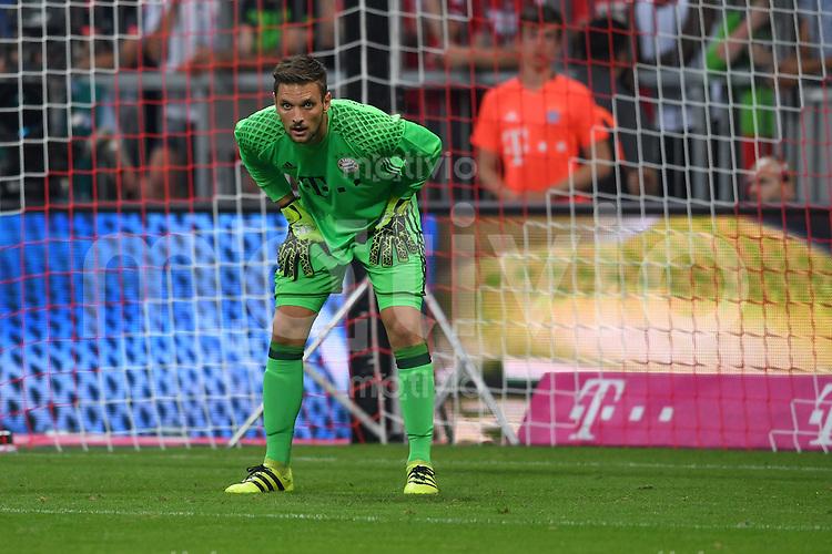 Fussball  International  Testspiel    Saison 2016/2017  FC Bayern Muenchen - Manchester City    20.07.2016 Torwart Sven Ulreich (FC Bayern Muenchen)