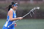 Santa Barbara, CA 02/19/11 - Courtney Randall (UCLA #15) in action during the UCLA-Florida game at the 2011 Santa Barbara Shootout.