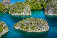 Penemu Island, Raja Ampat Islands, West Papua, Indonesia, Indo-Pacific Ocean