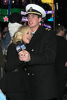 NEW YORK, NY DECEMBER 31: Jenny McCarthy at Dick Clark's New Year's Rockin' Eve with Ryan Seacrest 2013 in Times Square in New York City. December 31, 2012. New York City. Credit: RW/MediaPunch Inc.