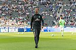 10.09.2017, Olympiastadion, Berlin, GER, 1.FBL, Hertha BSC vs SV Werder Bremen<br /> <br /> im Bild<br /> Alexander Nouri (Trainer SV Werder Bremen), <br /> <br /> Foto &copy; nordphoto / Ewert