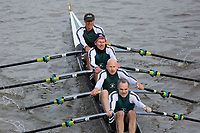 Crew: 5  Maidenhead  B 4x<br /> <br /> Veteran Fours Head 2018<br /> <br /> To purchase this photo, or to see pricing information for Prints and Downloads, click the blue 'Add to Cart' button at the top-right of the page.