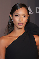 NEW YORK, NY - FEBRUARY 7:   Lais Ribeiro  at the 2018 amfAR Gala honoring Lee Daniels and Stefano Tonchi at Cipriani Wall Street on February 7, 2018 in New York City. <br /> CAP/MPI99<br /> &copy;MPI99/Capital Pictures