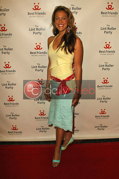 Stephanie Myers<br /> at the 2005 Annual Lint Roller Party by Best Friends Animal Society, Hollywood Roosevelt Hotel, Hollywood, CA 05-06-05<br /> David Edwards/DailyCeleb.Com 818-249-4998
