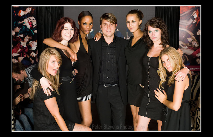 Living TV Models - The Playroom - London - Planitology Productions Ltd - 27th June 2007