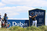 Guido Migliozzi (ITA) on the 6th tee during the Pro-Am of the Irish Open at LaHinch Golf Club, LaHinch, Co. Clare on Wednesday 3rd July 2019.<br /> Picture:  Thos Caffrey / Golffile<br /> <br /> All photos usage must carry mandatory copyright credit (© Golffile | Thos Caffrey)