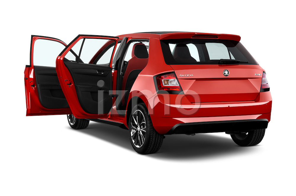 Car images of 2016 Skoda Fabia Monte-Carlo 5 Door Hatchback Doors
