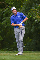 Ryan Palmer (USA) watches his tee shot on  6 during round 2 of the 2019 Charles Schwab Challenge, Colonial Country Club, Ft. Worth, Texas,  USA. 5/24/2019.<br /> Picture: Golffile   Ken Murray<br /> <br /> All photo usage must carry mandatory copyright credit (© Golffile   Ken Murray)