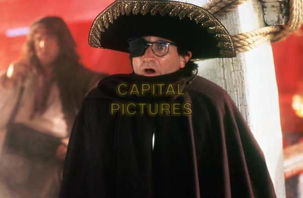 Hook (1991) <br /> Robin Williams<br /> *Filmstill - Editorial Use Only*<br /> CAP/KFS<br /> Image supplied by Capital Pictures