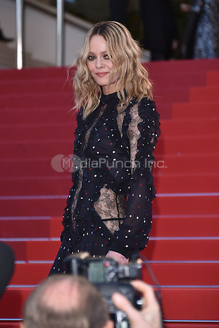 Vanessa Paradis<br /> 'Mal de Pierres' screeningat 69th International Cannes Film Festival, France  May 15, 2016.<br /> CAP/PL<br /> &copy;Phil Loftus/Capital Pictures /MediaPunch ***NORTH AND SOUTH AMERICA ONLY***