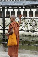 Nepal - Swayambhu