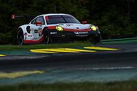 IMSA WeatherTech SportsCar Championship<br /> Michelin GT Challenge at VIR<br /> Virginia International Raceway, Alton, VA USA<br /> Friday 25 August 2017<br /> 912, Porsche, Porsche 911 RSR, GTLM, Gianmaria Bruni, Laurens Vanthoor<br /> World Copyright: Richard Dole<br /> LAT Images<br /> ref: Digital Image RD_VIR_17_107
