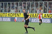 VOETBAL: LEEUWARDEN: 16-08-2015, SC Cambuur - Feyenoord, uitslag 0-2, scheidsrechter Pol van Boekel, ©foto Martin de Jong