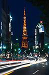Japan, Tokyo, Roppong, Tokyo Tower