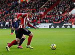 John Fleck of Sheffield Utd during the Premier League match at Bramall Lane, Sheffield. Picture date: 9th February 2020. Picture credit should read: Simon Bellis/Sportimage