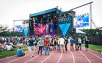 Gary Clark, Jr. performs at Voodoo Fest 2012 in New Orleans, LA.