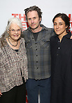 Lois Smith, Josh Hamilton and Lily Thorne attends the World Premiere of Hamish Linklater's 'The Whirligig' at Green Fig's Social Drink and Food Club Terrace on May 21, 2017 in New York City.