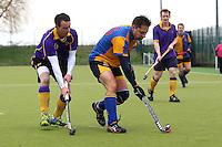 Upminster HC 3rd XI vs Saffron Walden HC 3rd XI 13-02-16