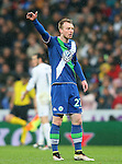 WfL Wolfsburg's Maximilian Arnold during Champions League 2015/2016 Quarter-finals 2nd leg match. April 12,2016. (ALTERPHOTOS/Acero)