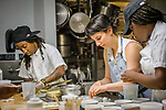 South Street Seaport Food Lab Chef Jessica Koslow