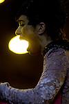 PARADISO - Coleçao privada<br /> <br /> Conception : Marlene Monteiro Freitas<br /> Compagnie : Bomba suicida<br /> Lumière et son : Yannick Fouassier<br /> Avec : Lorenzo de Angelis, Yair Barelli, Luis Guerra, Marlene Monteiro Freitas, Andreas Merk<br /> Cadre : Festival Uzes danse 2013<br /> Lieu : Jardin de l'Évêché <br /> Ville : Uzes<br /> 19/06/2013<br /> © Laurent Paillier / photosdedanse.com