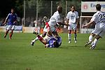 in der Oberliga 2007/08 VfR Mannheim vs. SV Waldhof/Mannheim. Foto © Rhein-Neckar-Picture *** Foto ist honorarpflichtig! *** Auf Anfrage in höherer Qualität/Auflösung. Belegexemplar erbeten.
