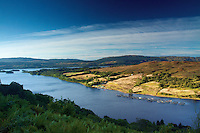 Loch Awe above the Falls of Cruachan, Argyll & Bute