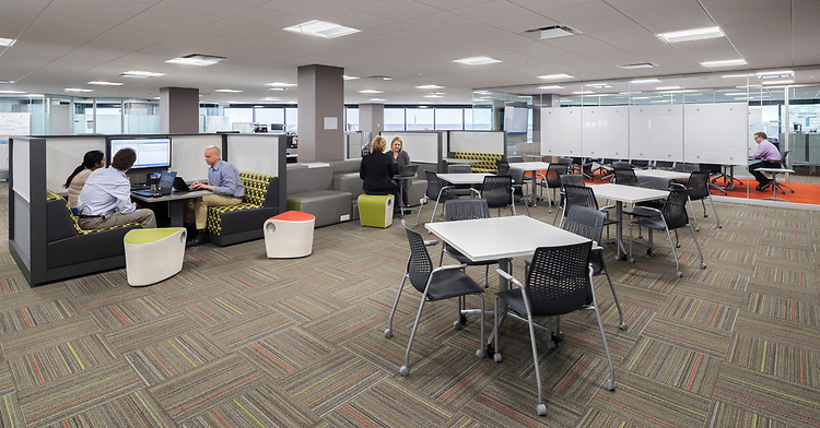 NiSource Columbus Office | Dupler Office