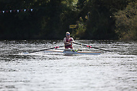 Race: 73  MasF.1x   [112]Worcester RC - WRR-MacMillan  vs [113]Liverpool Victoria - LIV-Vick <br /> <br /> Ross Regatta 2017 - Monday<br /> <br /> To purchase this photo, or to see pricing information for Prints and Downloads, click the blue 'Add to Cart' button at the top-right of the page.