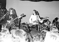Mott The Hoople Performing 1972 Credit:  Ian Dickson / MediaPunch