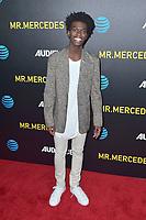 Tim Johnson Jr. beim Screening der AT&T Audience Network TV-Serie 'Mr. Mercedes' im Beverly Hilton Hotel. Beverly Hills, 25.07.2015