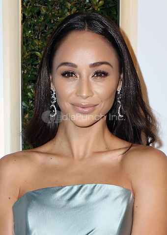 LOS ANGELES, CA - JANUARY 7: Cara Santana at the The Art Of Elysium Tenth Annual Celebration 'Heaven' Charity Gala at Red Studios i Los Angeles, California on January 7, 2017. Credit: Paris Afsahi/MediaPunch
