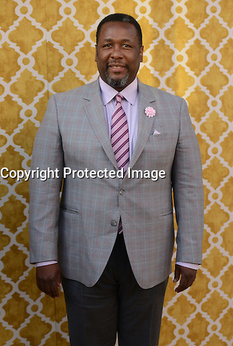 Wendell Pierce @ the HBO premiere of 'Confirmation' held @ the Paramount Studios theatre.<br /> March 31, 2016