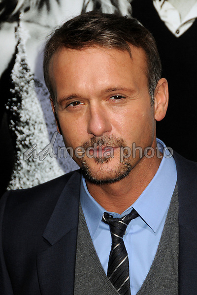 """14 December 2010 - Beverly Hills, California - Tim McGraw. """"Country Strong"""" Los Angeles Special Screening held at The Academy of Motion Picture Arts & Sciences. Photo Credit: Byron Purvis/AdMedia"""