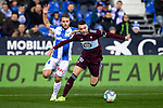 CD Leganes's  Kevin Rodrigues (L) and RC Celta de Vigo's Iago Aspas during La Liga match 2019/2020 round 16<br /> December 8, 2019.  <br /> (ALTERPHOTOS/David Jar)