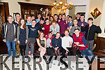 Colin Doody, Ballymacelligott celebrating his 18th Birthday with family and friends at the Imperial Hotel on Saturday