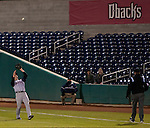 Photos from the Reno Aces vs Colorado Springs Sky Sox game played on Tuesday night, April 16, 2013 in Reno, Nevada.