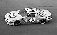 Richard Petty #43 Pontiac Daytona 500 at Daytona International Speedway in Daytona Beach, FL on February 14, 1988. (Photo by Brian Cleary/www.bcpix.com)