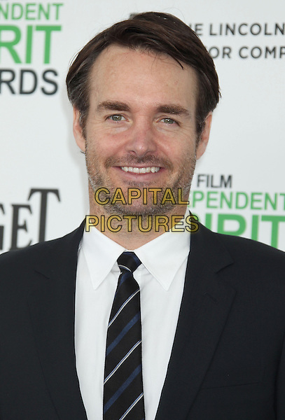 1 March 2014 - Santa Monica, California - Will Forte. 2014 Film Independent Spirit Awards held at Santa Monica Beach. <br /> CAP/ADM/RE<br /> &copy;Russ Elliot/AdMedia/Capital Pictures