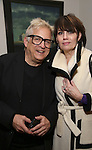 Ken Fallin and Beth Leavel attends the Dramatists Guild Fund Salon with Matthew Sklar and Chad Beguelin at the home of Gretchen Cryer on December 8, 2016 in New York City.