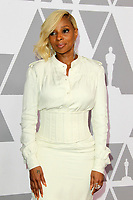 05 February 2018 - Los Angeles, California - Mary J. Blige. 90th Annual Oscars Nominees Luncheon held at the Beverly Hilton Hotel in Beverly Hills. <br /> CAP/ADM<br /> &copy;ADM/Capital Pictures