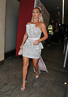 LONDON, ENGLAND - SEPTEMBER 09: Billie Faiers at the TV Choice Awards 2019, London Hilton Park Lane, Park Lane on Monday 09 September 2019 in London, England, UK. <br /> CAP/CAN<br /> ©CAN/Capital Pictures